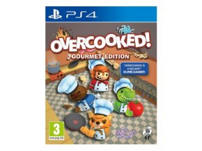 PS4 Overcooked Gourmet Edition