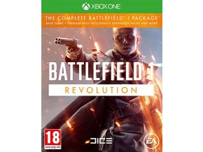 XBOX ONE battlefield 1 revolution