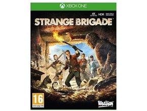 XBOX ONE Strange Brigade