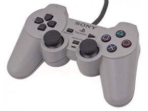 PS1 / PS2 kabelový ovladač SONY ORIGINÁLNÍ