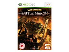 XBOX 360 Warhammer Battle March