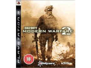 PS3 call of duty: Modern Warfare 2