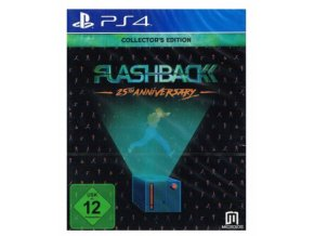 PS4 Flashback 25th Anniversary Collector's Edition