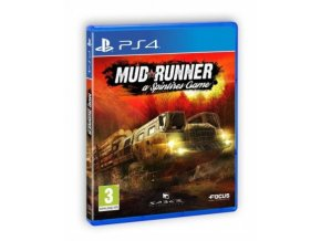PS4 Spintires MudRunner
