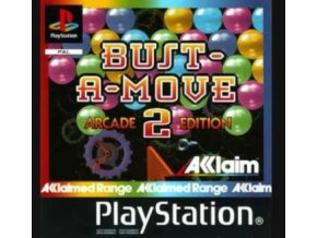 PS1 Bust A Move 2