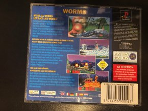 PS1 Worms