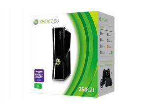 XBOX 360 S 250GB + ovladač
