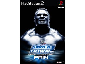 PS2 SmackDown: Here Comes the Pain