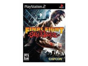 PS2 Final Fight Streetwise