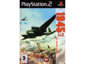 PS2 1945 I & II The Arcade Games