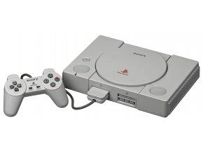 Playstation 1 (PSX) + ovladač + paměťová karta