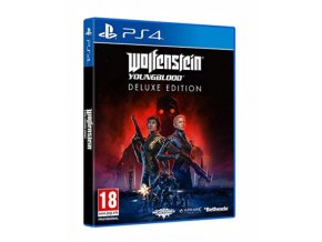 PS4 Wolfenstein Youngblood