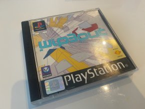 PS1 Wipeout