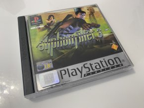 PS1 Syphon filter 3