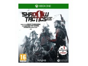 XBOX ONE Shadow Tactics Blades of the Shogun