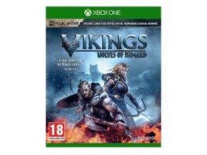 XBOX ONE Vikings Wolves of Midgard