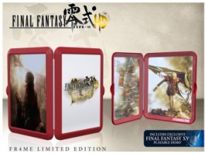 PS4 Final Fantasy Type 0 HD Limited fr4me Edition