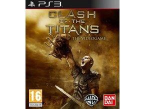 PS3 clash of titans