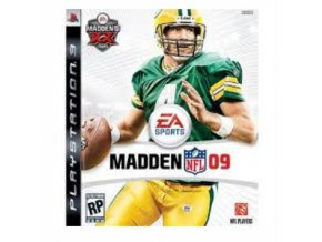 PS3 MAdden NFL 09