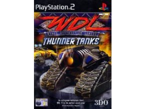 World Destruction League Thunder Tanks ps2