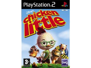 PS2 Disney´s Chicken Little