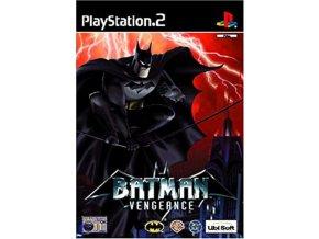 PS2 Batman Vengeance