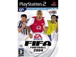 PS2 fifa fotball 2004
