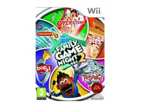 Wii Hasbro Family Game Night Vol.2