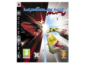 Wipeout fury ps3