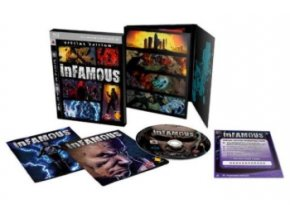 ps3 infamous special edition