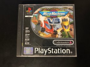 PS1 Micro machines V3