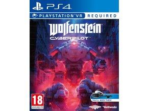 PS4 Wolfenstein cyberpilot