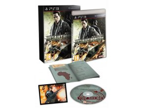 ps3 assault horizon limited