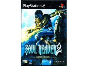 PS2 Soul reaver 2