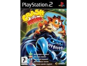 PS2 Crash of the Titans