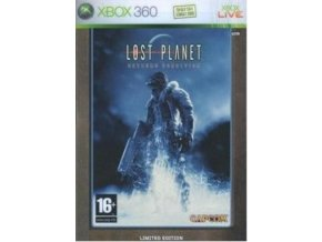 XBOX 360 Lost Planet Extreme Condition Limited Steelbook edition
