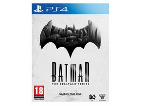 PS4 Batman Telltale series