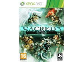 XBOX 360 Sacred 3 (First Edition)