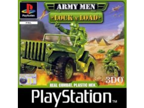ps1 army men lock and load