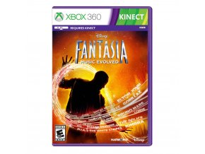 XBOX 360 Disney Fantasia: Music Evolved