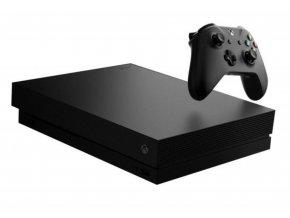 Microsoft Xbox One X 1TB + ovladač