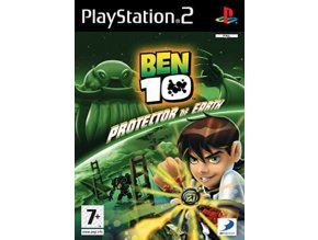 PS2 Ben 10 Protector of Earth