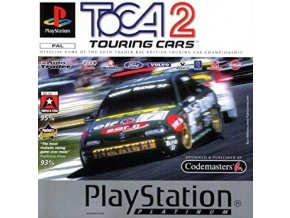 PS1 TOCA 2 Touring Cars