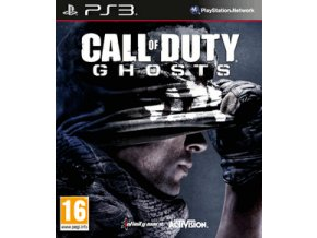 PS3 Call of Duty: Ghosts (nová)
