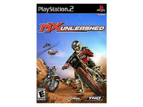PS2 MX unleashed