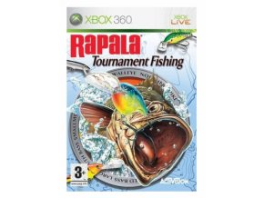 XBOX 360 rapala tournament fishing