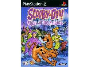 PS2 scooby doo night of 100 frights