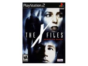 PS2 xfiles resist or serve
