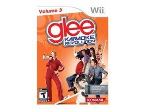 wii Karaoke Revolution Glee Volume 3