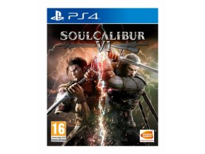 PS4 soul calibur 6